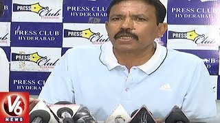 Telangana State Tennis Association's Election Must Be Conducted By Laws: Praveen Bhargava
