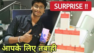 OnePlus 7 Pro Surprise Unboxing   Full Review Oneplus 7 Pro   Jio ₹149 Recharge Offer 2019
