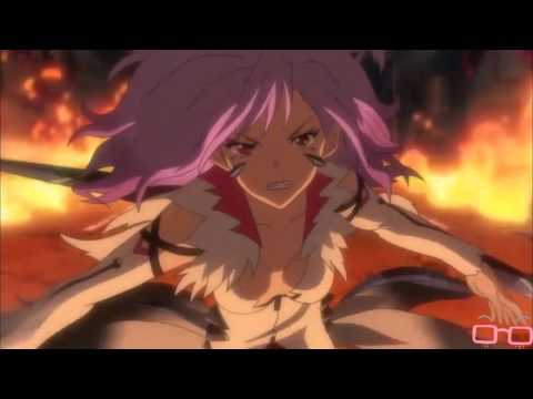 Guilty Crown - Inori's gone berserk
