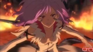 Guilty Crown - Inori's gone berserk