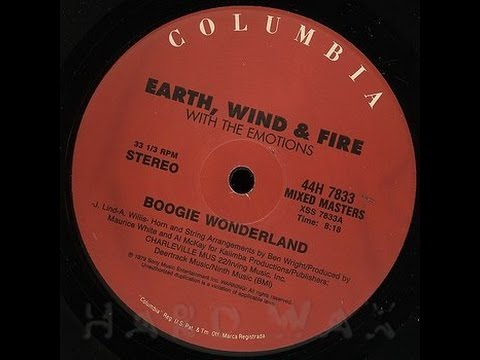 Easy Bass Lesson! Boogie Wonderland - Earth, Wind & Fire Ft. The Emotions