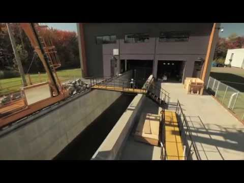 Laboratoire hydraulique environnemental de l'INRS
