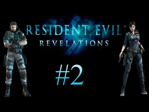 Resident Evil Revelations - Episode 2 Double Mystery [Infernal mode]  A Noob Plays Part 2