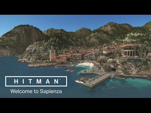 HITMAN - Welcome to Sapienza Trailer