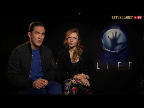"Rebecca Ferguson And Daniel Espinosa About ""Life"""