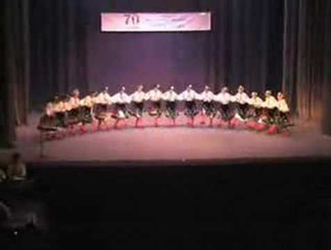 Folk dance ensemble Sredets at their 70 years anniversary 2 Music Videos