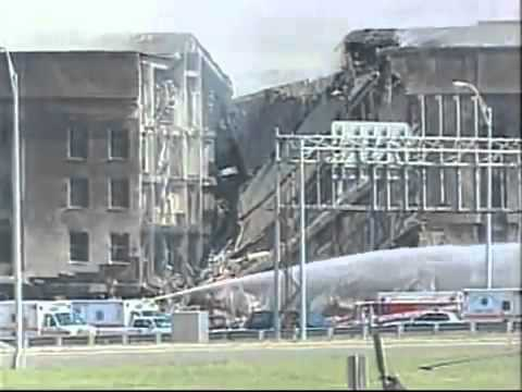 9/11 Pentagon Damage Video - Rare