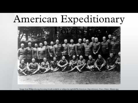 american expeditionary forces in world war i First world war  allied forces  united states army and the first world war  the american expeditionary force suffered 264,000 casualties during the war.