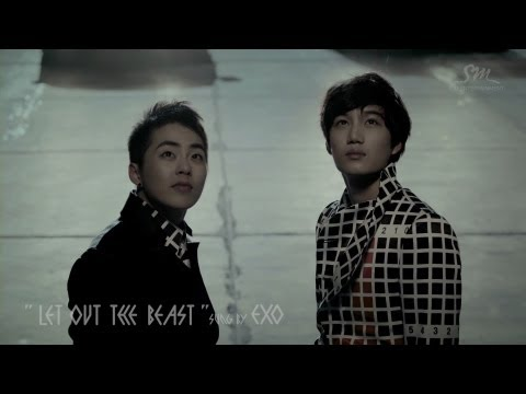 EXO Teaser 11_XIU MIN & KAI Music Videos