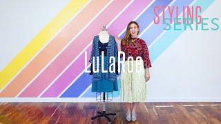 LuLaRoe // Styling Series: The Lindsay