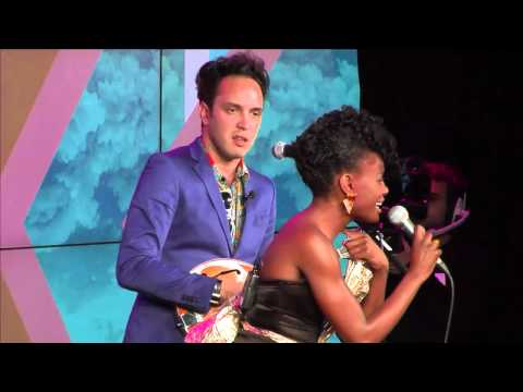 Noisettes - Rock The Games for London 2012