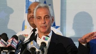 Chicago activists demand Mayor Rahm Emanuel resign