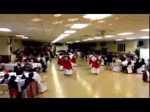 Salakot Folk Dance, Philippines video