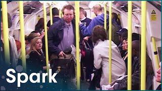Train Delays Caused by Reckless Driver | The Tube | Spark