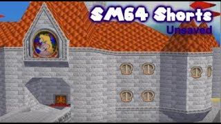 Super Mario 64 Shorts - Unsaved