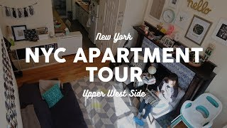 NYC Apartment Tour - Upper West Side