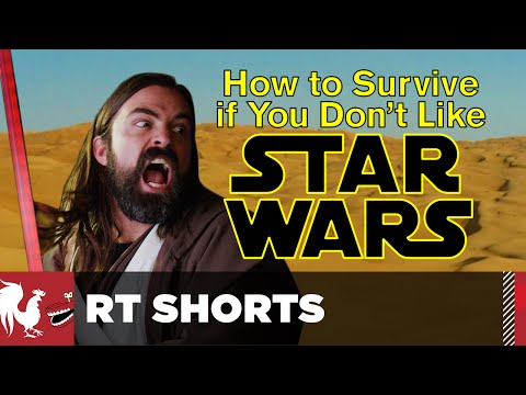 RT Shorts - How to Survive if You Don't Like Star Wars