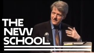 Robert Shiller on How Human Psychology Drives the Economy | The New School