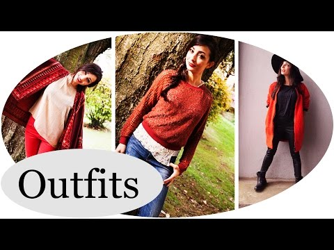 Fall Fashion! Meine 3 Lieblings Herbst Outfits ♥