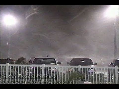 Hurricane Floyd- Conway, SC September 16th, 1999 (High Quality)
