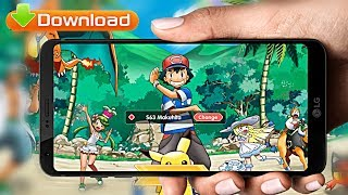 DOWNLOAD BEST GRAPHICS POKEMON GAME FOR ANDROID/IOS | POKEMON TRAINER CARNIVAL [2019]