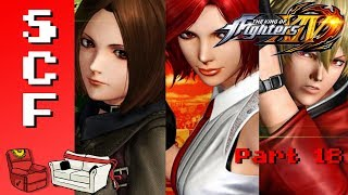 The King of Fighters XIV: Part 18! Featuring: LoadingPat!! Super Couch Fighters!