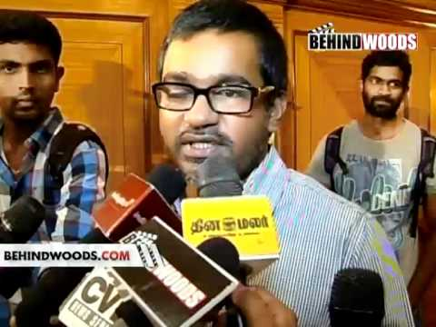 Selvaraghavan Invites Media video