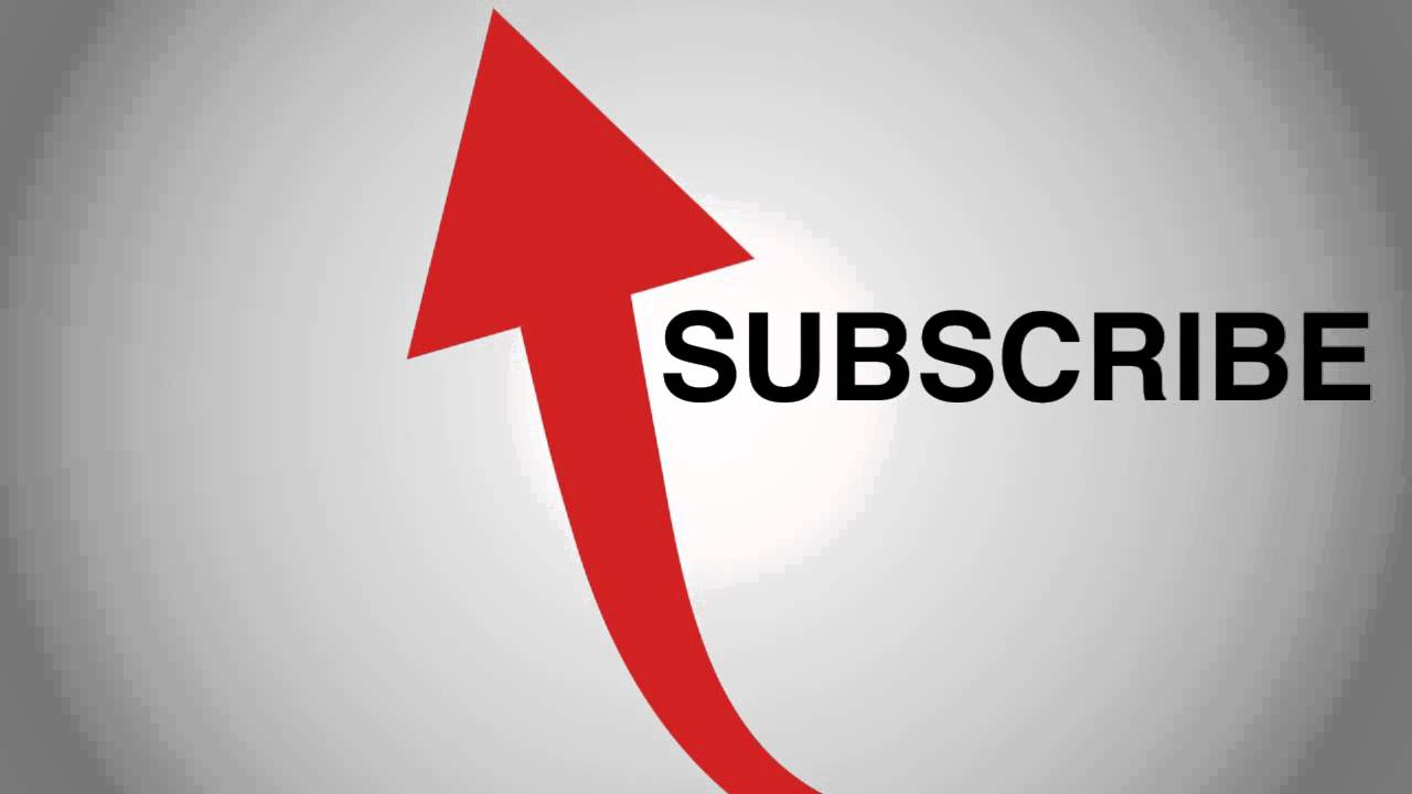 Subscribe Animation Youtube