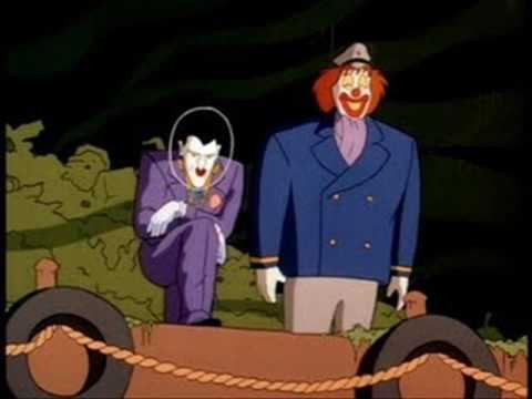 The Last Laugh (soundtrack) Batman: The Animated Series Part 1 video