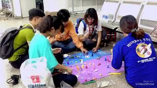 Làm Đất Sét Nhật - by Đội Công Tác Xã Hội - ĐH Nguyễn Tất Thành