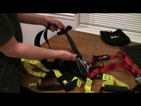 TRX Rip 60 compare Suspension Trainer: Part 2 rip vs TRX