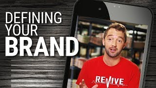 Defining a Brand for Your Business ft. AndrewSchrock | Business Skills for Creators