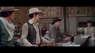 Westworld Yul Brynner bar scene