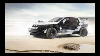 SpeedArt - Virtual Tuning Range Rover DakarSpecial - RP DESIGN