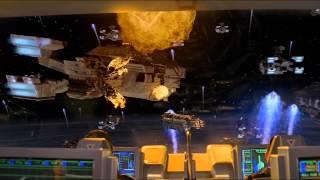 Starship Troopers - Klendathu Drop Scene