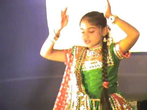 Ananyas Maiya Yashoda Dance at NSS 2011 Onam Celebrations Rajkot...