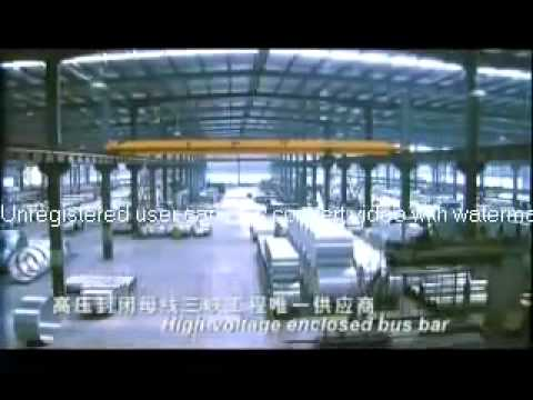 Bus Duct Systems Daqo Isolated Phase Bus Duct