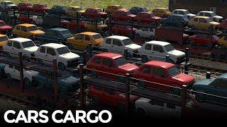 Derail Valley #76-77 - Autorack cars, stability improvements & many bug fixes!