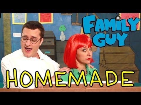 Family Guy Live Action Intro Homemade for Volume 12 DVD