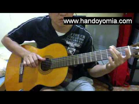 My Love - Westlife - Fingerstyle Guitar Solo video