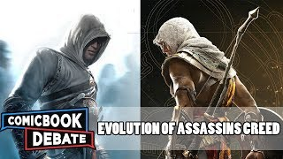 Evolution of Assassin's Creed Games in 19 Minutes (2017)