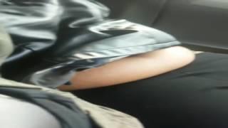 Belly button sleeping girl