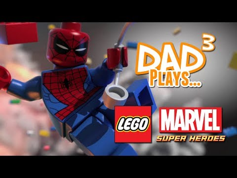 Dad³ Plays... Lego Marvel Super Heroes
