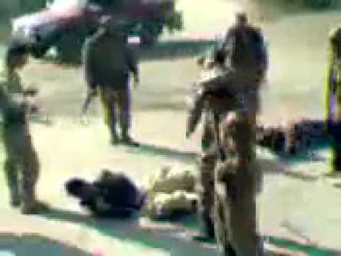 (exposed Shocking)pakistani Army Humiliate, Torture And Attack Innocent Pashtuns video