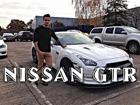 My First Supercar: Nissan GTR Review