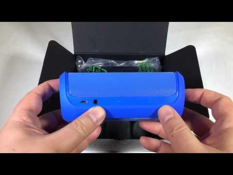 JBL Flip 2 Portable Wireless Stereo Speaker Review @JBLaudio