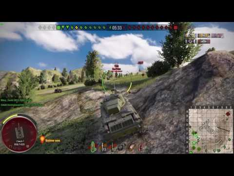 World of tanks PS4 - STA-2 Master