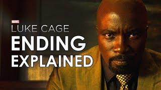 Luke Cage: Season 2: Ending Explained & Season 3 Predictions