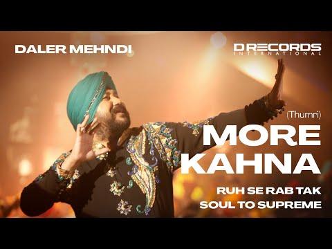 THUMRI (MORE KANHA) | Vasant Utsav | Pune Live | Soul To Supreme | Daler Mehndi