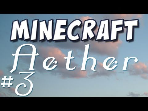 Minecraft - Aether Mod Spotlight Part 3 - Silver and Gold